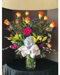 Big Top Circus Roses