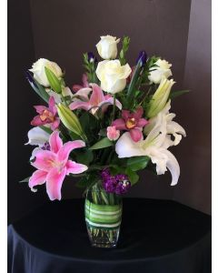 Anniversary Flowers, Love and Purity