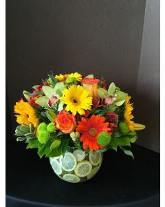 Bouquet - Cool Lemons
