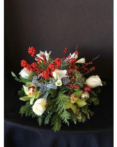 Christmas Flowers Celebration