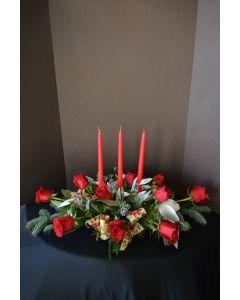 Christmas Flowers to Celebrate