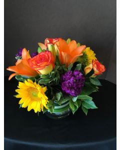 Colorful Flowers - Sweet