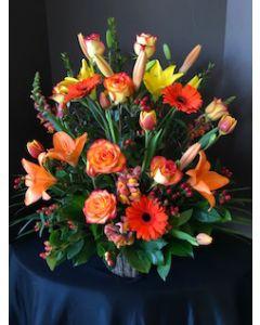 Deep Memories Funeral Flowers