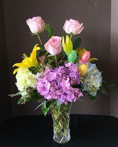 Easter Flowers of Hydrangea