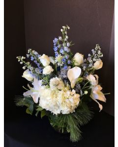 Elegant Christmas Flowers