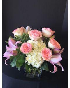 Feminine Dream Flowers