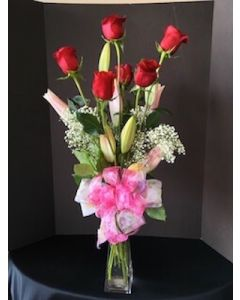 Simple Love Valentine's Bouquet