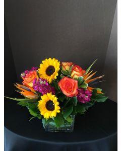 Sunflowers of Thanks