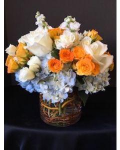 Valentine's Day Flowers of Full Bloom